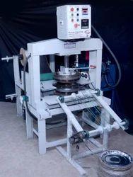 Fully Auto Thali Machine Vertical Hydraulic
