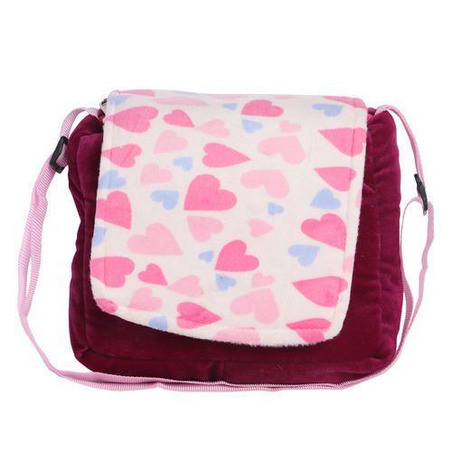 Kids Sling Bags - Smiley Sling Bag Manufacturer from Delhi