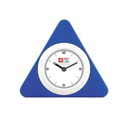 Triangular Table Clock