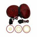 Round Strobe LED Light