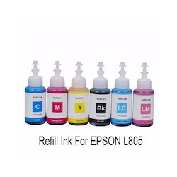 Refill Ink for Epson L805 Printer