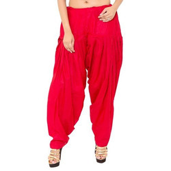 Trendy Rayon Patiala Salwar