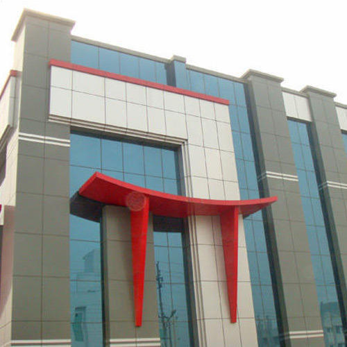 Acp Building Composite Panel At Rs 350 Square Feet