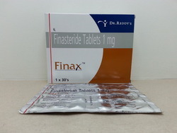 Finax Allopathic Finasteride Tablets for Clinical, 1 mg