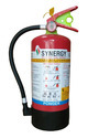 4 Kg ABC Stored Pressure Fire Extinguisher