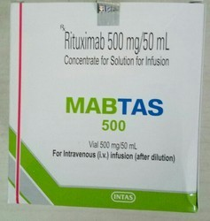 Mabtas 500mg Injection