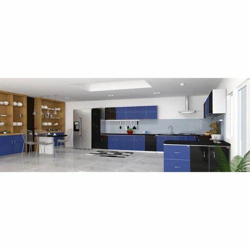 Best Modular Kitchens In Delhi: Spacious Modular Kitchen Manufacturer