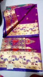 Paithani Silk