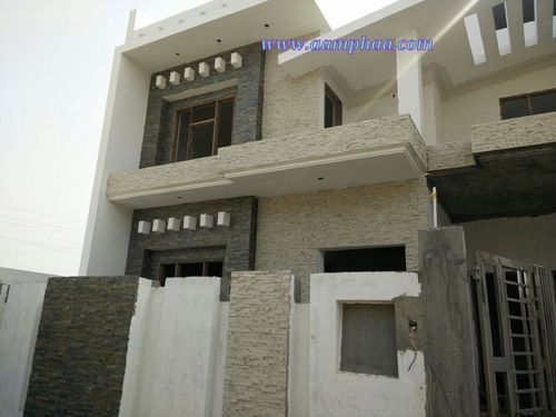 Wall Exterior Stone Cladding at Rs 245 /sft | Stone Wall Cladding ...