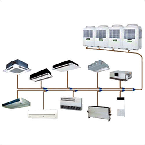 Residential Vrf Systems At Rs 250000 Onwards Andheri