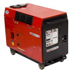 GE-6500K Portable Multi- Fuel Generator
