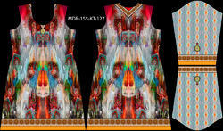 Digital Printing For Kurti Fabrics