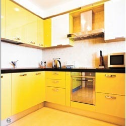 Pvc Modular Kitchen Shutter At Rs 20000 Piece S Modular Kitchen Shutter Spacedge Interiors