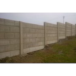RCC Ready Made Folding Compound Wall