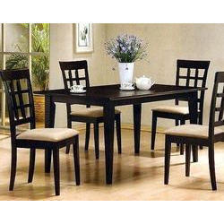 sale retailer 63092 d1111 4 Seater Dining Table Set