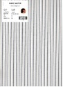 Yarn Dyed Stripe Fabric FM000099