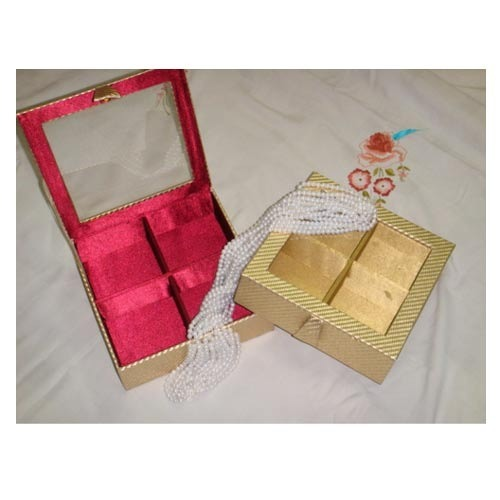 4 Section Jewelry Gift Boxes