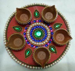 Decorative Aarthi Diya