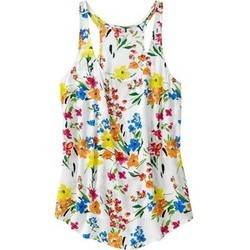 Ladies Floral Top