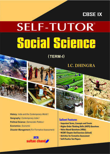 Self Tutors Books - Self-Tutor Social Science Term Book I