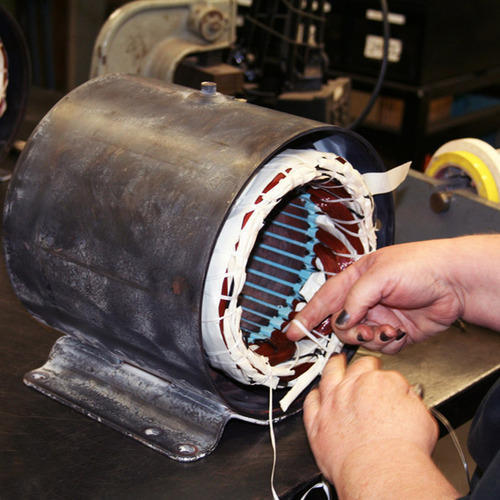 Electrical Motor Winding Services in India