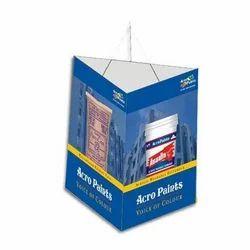 Paper Board Dangler Printing Service/ Streamers, Location: Kodambakkam Chennai, Size: Custom Size Accepted