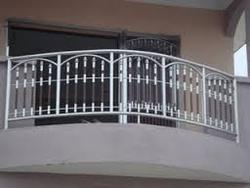 Designer Stainless Steel Balcony Railing Stainless Steel Balcony