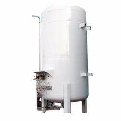Panki Liquid Oxygen Tank, For Industrial, Capacity: 70 L