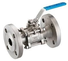 Audco L & T 3 Piece Ball Valve Flanged End