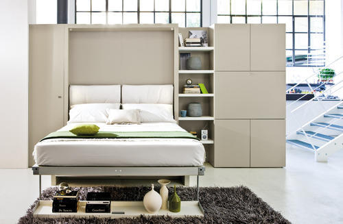 Gentil Space Saving Furniture   Showcase Cum Bed