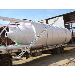 Cement & Fly Ash Silo