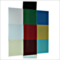 Lacquered Glass