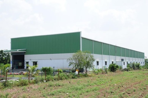 Industrial Shed Design Industrial Shed Design In Maharshi Nagar