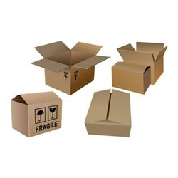 Paper Corrugated Boxes