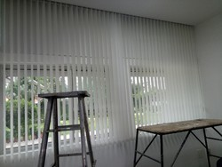 Window Vista Vertical Blinds