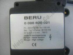 Beru Ignition Transformers