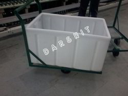 Dolly Suitable for Doff Baskets