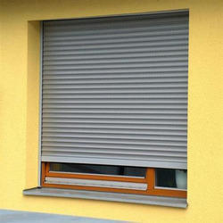 Exterior Rolling Shutters