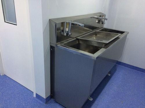 Acrylic Sink Manufacturers Mail: Surgical Scrub Sink & Automatic Sensor Scrub Sink