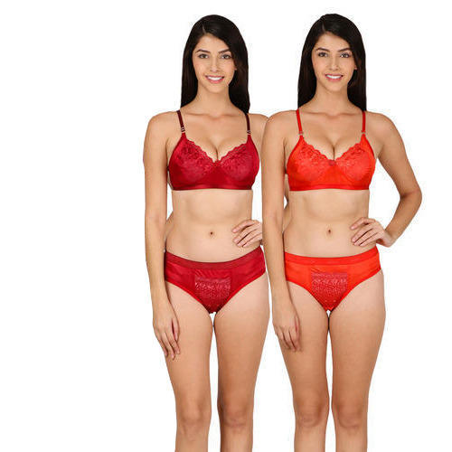 ec49078363 Cotton Bra And Panty Set at Rs 70  piece