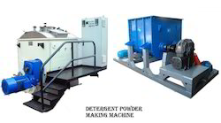 Detergent Cakes Or Washing Powder Making Machine