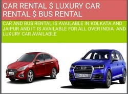 Luxury Car Rental In Kolkata