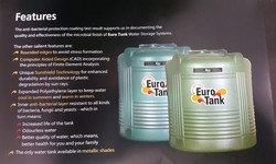 Water Tank Uro Tank 4 Laher