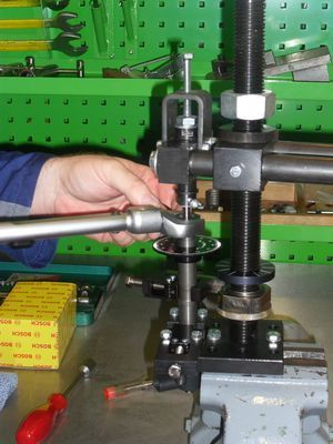 Common Rail Fuel Injector Repair - Shahdara Engineers
