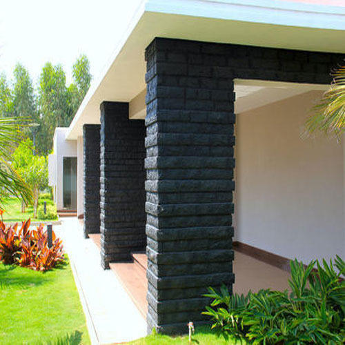 Stone Cladding Black Stone Cladding Manufacturer From