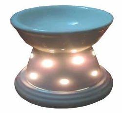 Aromablendz Dumroo Shape Ceramic Oil Burner 7