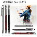 Metal Ball Pen H-233