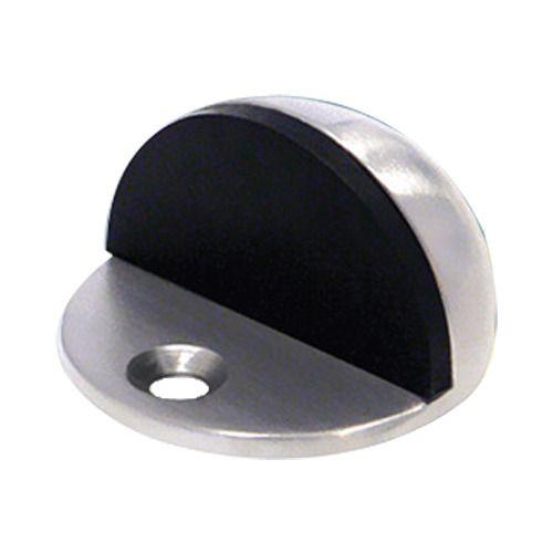 Silver Apar Stainless Steel Half Round, Half Round Door Stopper