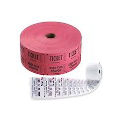 Thermal Paper Ticket Printing Roll