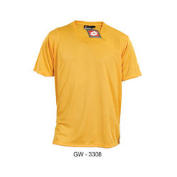 Yellow Mens T Shirt